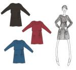Racine/MaM Natural Woollies – TUNIQUE de matenité en laine mérinos