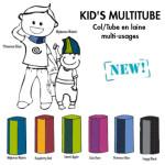 Racine/MANYMONTHS – KID MULTITUBE en pure laine mérinos