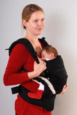 MANDUCA Porte-bébé ergonomique MANDUCA bio