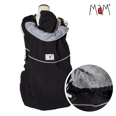 Couvertures de Portage MaM Deluxe - Couverture de portage reversible, chaude et waterproof (La plus douilette)
