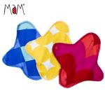 Mam EcoFit, Lunacopine, coussinets d'allaitement et carrés démaquillants/MaM ECOFIT MINI Reach – Protège-slips lavables