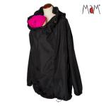 Vêtement de portage et de grossesse/MaM All SEASON COMBO JACKET - NOIR - Veste de portage toutes saisons 3 en 1