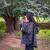 Vêtement de portage et de grossesse/MaM AISKA PONCHO LAINE- HERINGBONE - Poncho de portage