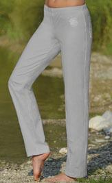 Pantalons PANTALON de yoga et bien-être Gris