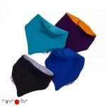 Moufles, col, écharpes, bandana/MANYMONTHS 2018/19 – BANDANA reversible et ajustable