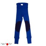 Shorts, shortys, longies, leggings, collants/MANYMONTHS 2018/19 - LEGGINGS PROTEGE GENOUX UNISEX pour enfants en pure laine mérinos