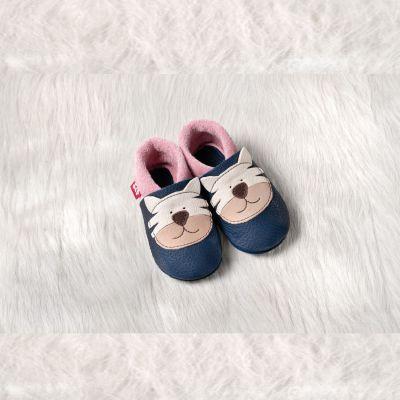 Chaussons et Chaussures NOUVEAU 218/19 – Chausson Pololo TIGRE LILLY (18/19 au 32/33)