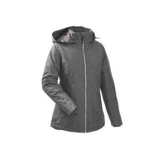 Vestes et manteaux MAMALILA outdoor MAMALILA - Veste de grossesse et de portage HIVER – GRIS ANTHRACITE