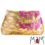 Mam EcoFit, Lunacopine, coussinets d'allaitement et carrés démaquillants/MaM ECOFIT MOON PURSE – Pochette de transport pour serviettes hygiéniques lavables