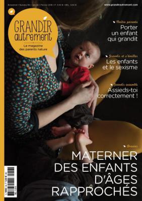 Racine Grandir Autrement n° 56 - MATERNES DES ENFANTS D'AGES RAPPROCHÉS