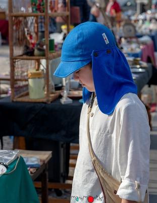 Chapeaux été ÉTÉ 2019 - CASQUETTE DE SOLEIL ajustable