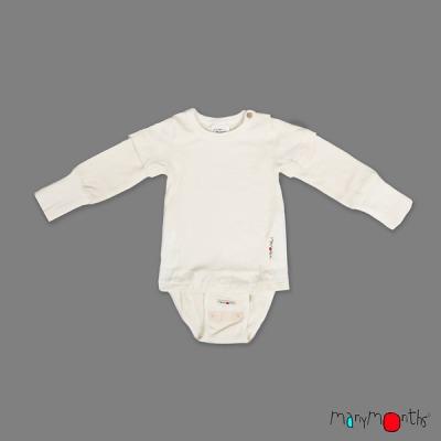 Sous-vêtements ETE 2019 - BODY/SHIRT 4-en-1 manches amovibles