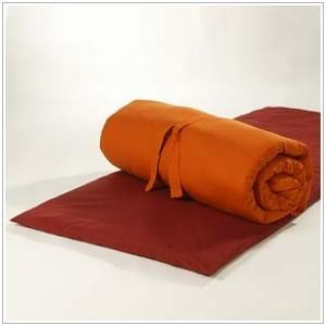LOTUS Tapis de yoga et massage RELAX N 90x200 cm - Bio
