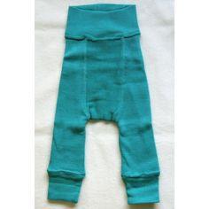 Racine MANYMONTHS – LONGIES – pantalon bébé en pure laine mérinos présentant un défaut