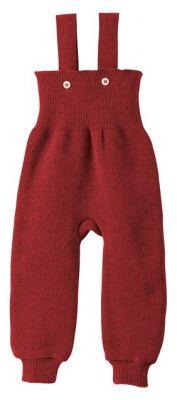 DISANA DISANA - Salopette bébé - 100% pure laine mérinos tricotée