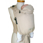 BABYCARRIER Storchenwiege SLIM Ecru nature