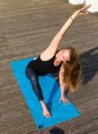 Racine/YOGISTAR - Tapis de Yoga Mat Basic - Art collection