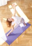 Tapis de yoga et massage/YOGISTAR - Tapis de Yoga Mat Basic Fleur de vie
