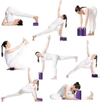 Accessoires de Yoga YOGISTAR - Boc de yoga Basic