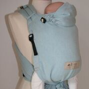 Babycarrier STORCHENWIEGE BABYCARRIER Storchenwiege SLIM Aqua
