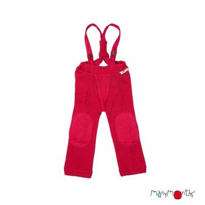 Pantalons et pantacourts MANYMONTHS 2019/20 - Hazel Pants – pantalon en pure laine mérinos