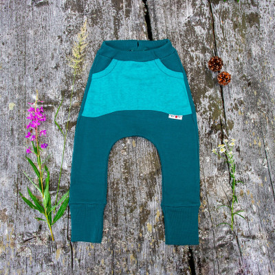 Racine MANYMONTHS 2019/20 – Kangaroo Trousers - Sarouel en pure laine mérinos