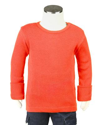 Laine Bio 2019-2020 MANYMONTHS 2019/20 - T-shirt enfants manches longues en pure laine mérinos