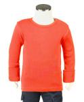 Laine 100% Mérinos 2019-2020/MANYMONTHS 2019/20 - T-shirt enfants manches longues en pure laine mérinos