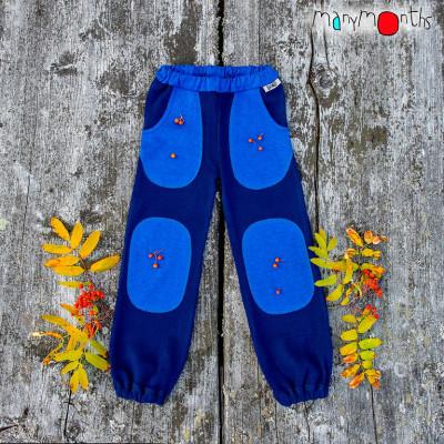 Racine MANYMONTHS 2019/20 - Hazel pantalon avec poches en pure laine mérinos