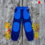 MANYMONTHS 2019/20 - Hazel pantalon avec poches en pure laine mérinos
