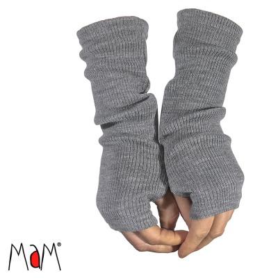 Vêtements MaM - MaD Laine MaM 2019/20 Natural Woollies – Mitaines  Longues pour Adultes en pure laine merinos