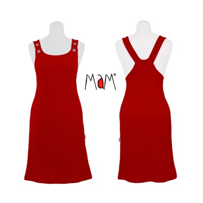 Vêtements MaM - MaD Laine MaM 2019/20Natural Woollies – Robe de matenité /Allaitement en laine mérinos