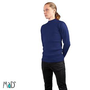 Laine Bio 2019-2020 MaD 2019/20 Natural Woollies – T-shirt Homme manches longues en laine