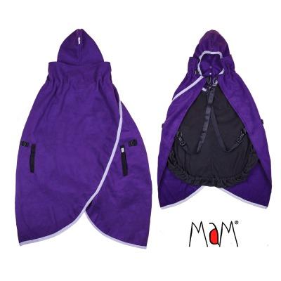 Couvertures de Portage MaM - Couverture de portage WrapStyle (La plus couvrante)