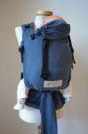Racine/BABYCARRIER Storchenwiege Bleu Jeans (nouveau coloris)