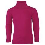Sous-vêtements/ENGEL 2019 - Col roulé Framboise en laine/soie (tailles 104-152)