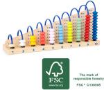 Legler 2020 - Boulier éducatif bois  certifié FSC®