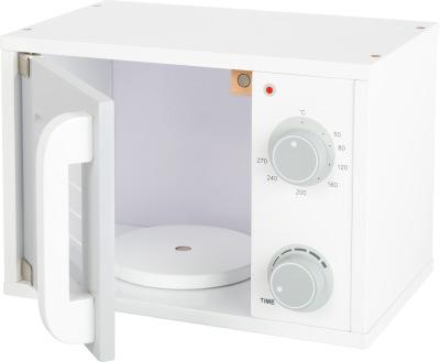 Jeux et Jouets Legler 2020 - Micro-ondes cuisine tout en bois