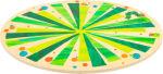 Racine/Legler 2020 - Planche d'équilibre - la chenille qui fait des trous