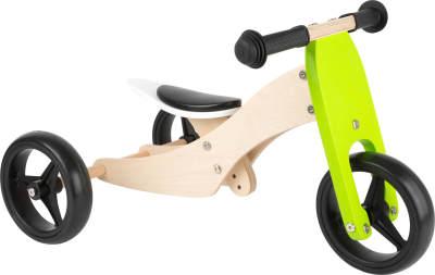 Jeux et Jouets Legler 2020 - Tricycle-Draisienne 2en1