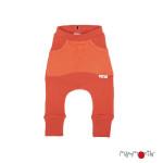 Racine/MANYMONTHS 2020-21 - Kangaroo Trousers avec poches en pure laine mérinos