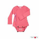Débardeurs, T-shirts, pulls, gilets, multicapes et bodys/MANYMONTHS 2020-21- Body Kimono avec moufles intégrés