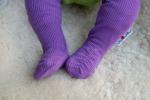 Racine/MANYMONTHS 2020-21 - Long Tubes Booties Chaussons/chaussettes de portages ajustables en laine