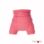 Shorts, shortys, longies, leggings, collants, salopette/MANYMONTHS 2020-21 - Shorties en pure laine merinos