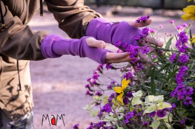 Coup de coeur MaM 2020-21 - Natural Woollies - Mitaines  Longues pour Adultes en pure laine merinos