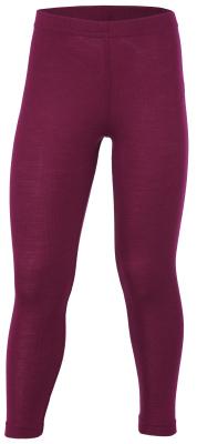 Sous-vêtements ENGEL Nouveauté - Leggings enfants en 70% laine et 30% soie (92-164)