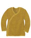 DISANA/Disana 21 - Gilet cache coeur bébé 100% laine mérinos bio