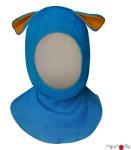 Manymonths 2021-22 - Bonnet éléphant (cagoule) Puppy en 100% laine mérinos