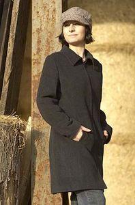 Vestes et manteaux MaM MAMAMANTEAU - Manteau de grossesse et portage en LAINE et CACHEMIRE