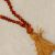 Idées Cadeaux/MALA  en ambre naturel